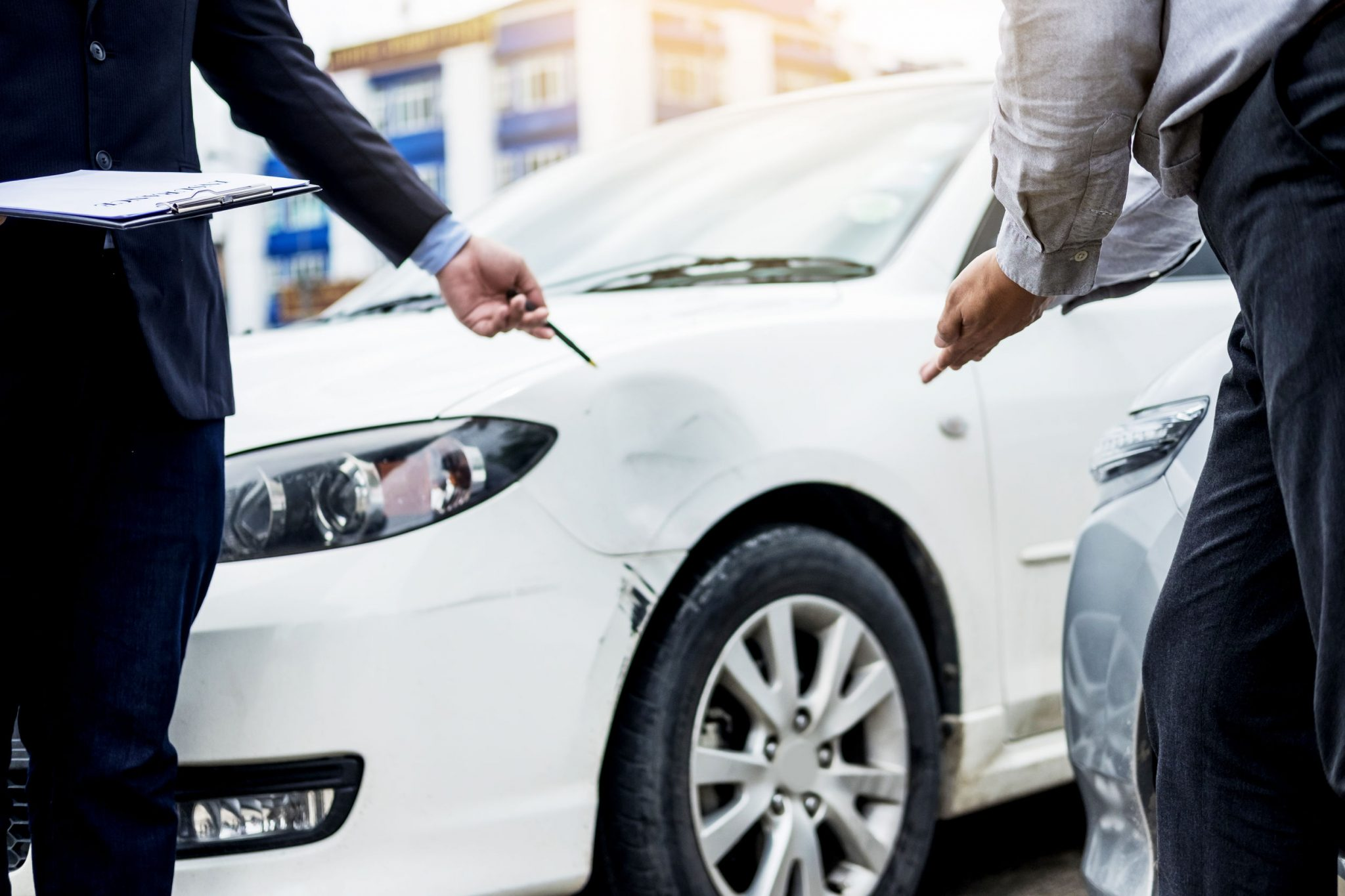 Call an attorney after a car accident to help you receive the compensation you deserve.